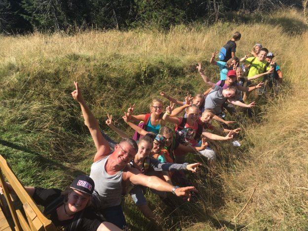 """Die Wanderung zum Jeleni Horra oder wie wir 23km """"überlebten"""