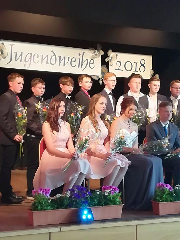 Jugendweihe 2018
