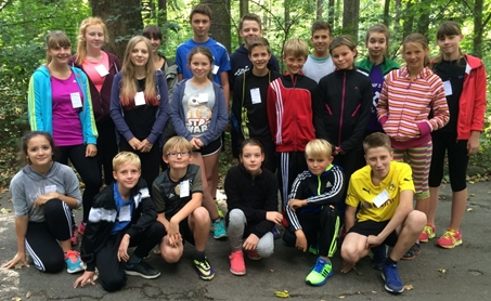 Crosslauf in Annaberg-Buchholz
