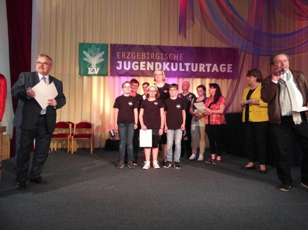 Erzgebirgische Jugendkulturtage 2018