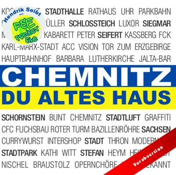 Chemnitz- DU ALTES HAUS-